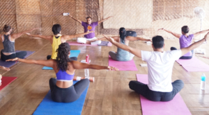 Yoga taeacher training in Rishikhesh