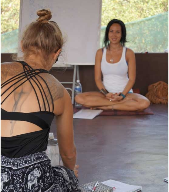 Yoga teacher training in dharamsala at mahi yoga centre