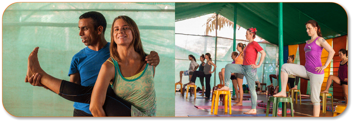 About the Yoga teacher training course in Goa
