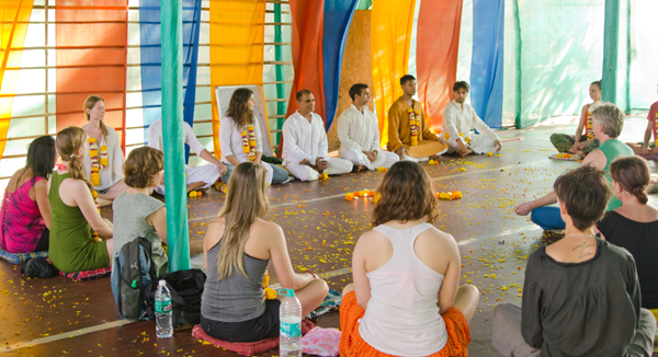 Graduation Ceremony at Mahi Yoga Centre in dharamsala