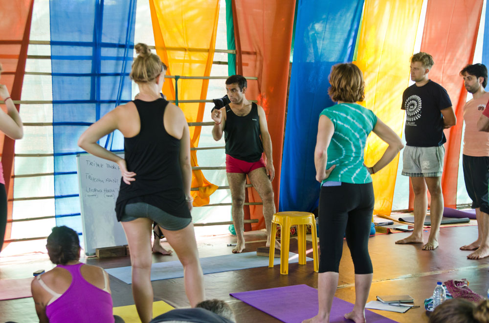 Mahi Yoga Classes India