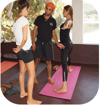 200 hours Yoga Teacher Training in India