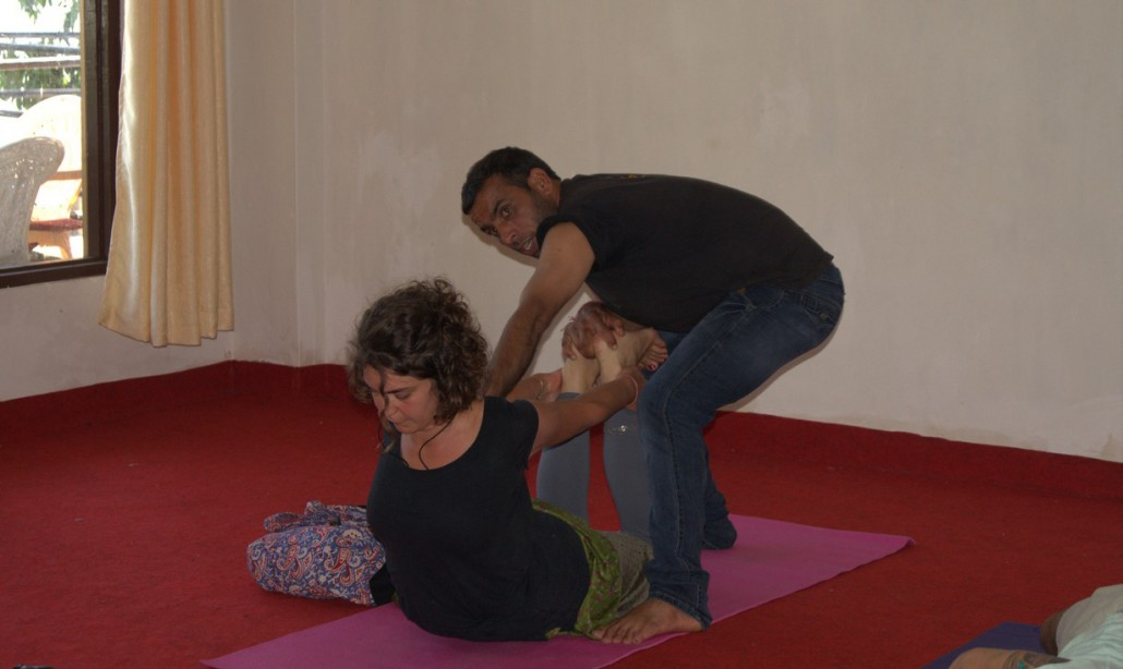 Therapeutic Yoga at Mahi Yoga Centre Dharamsala