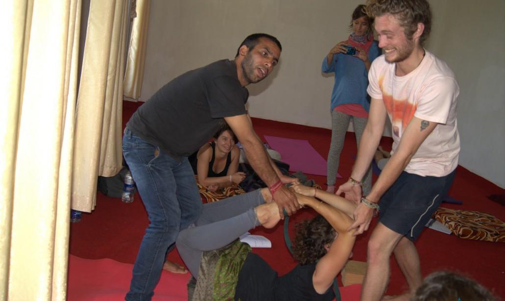 Therapeutic Yoga at Mahi Yoga Centre india
