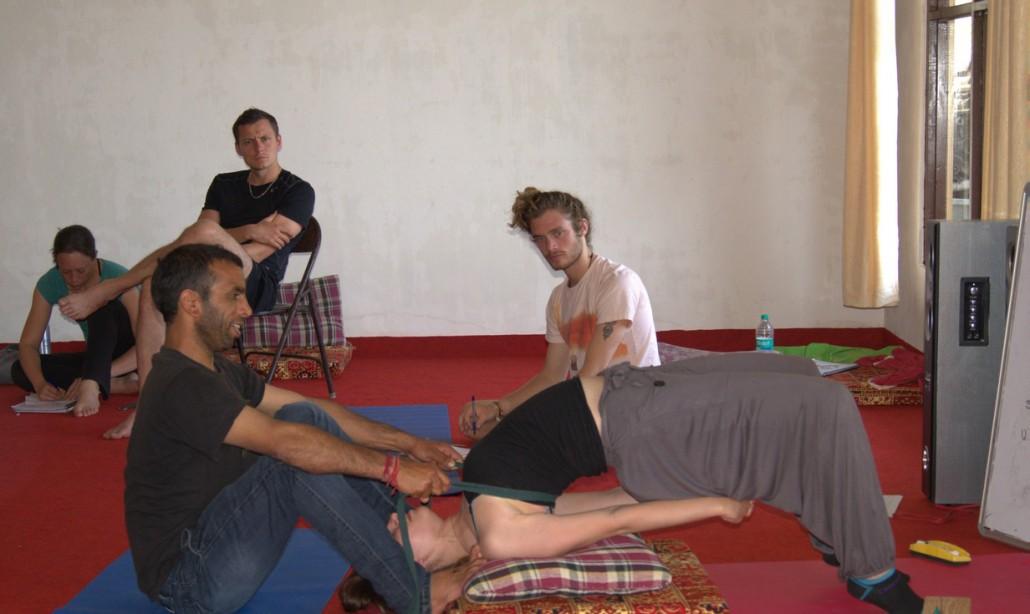 Therapeutic Yoga at Mahi Yoga Centre