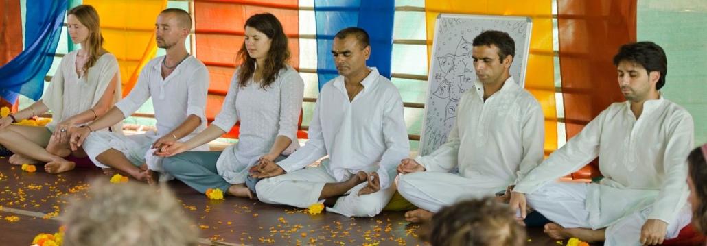 YTT in India at Mahi Yoga Centre