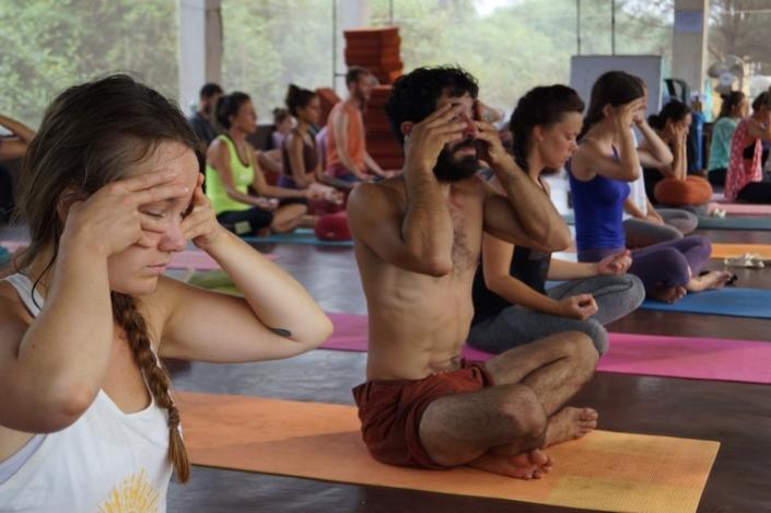 Yoga teacher training in Goa at Mahi Yoga Centre
