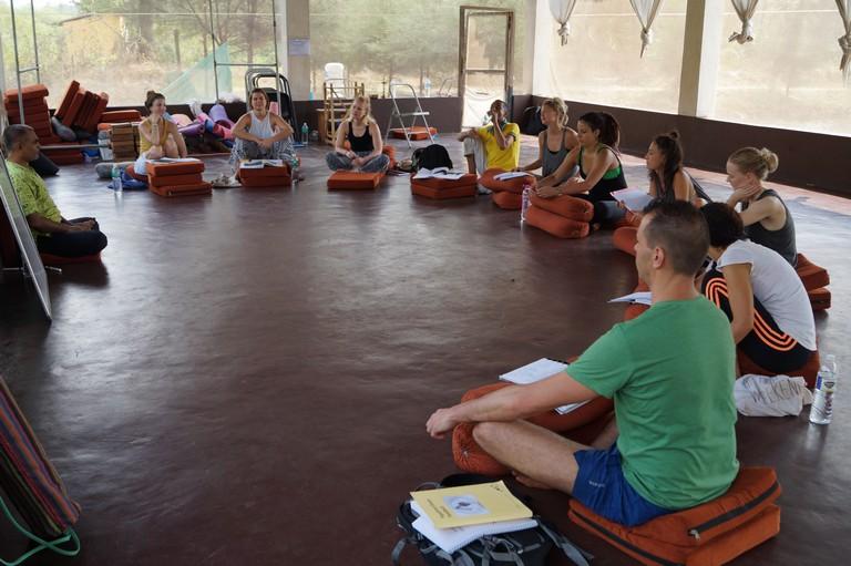Ashtanga Vinyasa at Mahi Yoga
