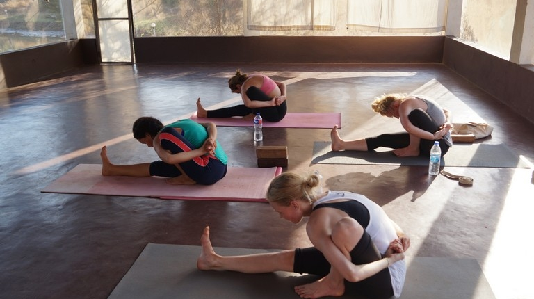 Ashtanga Vinyasa at Mahi Yoga