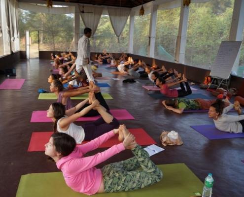 300 Hour Yoga Certification in Goa, India
