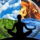 Meditation at Mahi Yoga Centre