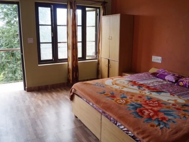 Bedrooms Mahi Yoga Accommodation in Dharamsala
