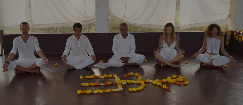 Teachers at Mahi Yoga School