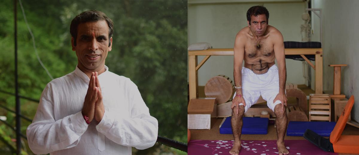 Yoga Guru Mahi