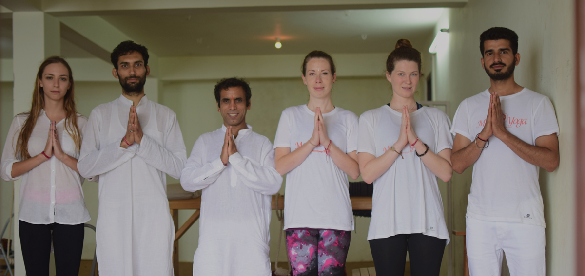 Yoga Teacher Training in India Mahi Yoga