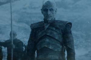 Hot yoga for white walkers