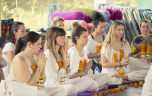 Yoga teacher training in Dharamsala at Mahi Yoga