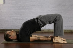 Sutapa Padangusthasana From Mahi Yoga